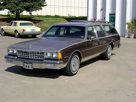 Фото Chevrolet Caprice Station Wagon