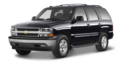 Фото Chevrolet Tahoe (GMT410)