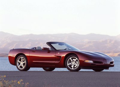 Фото Chevrolet Corvette Convertible (YY)