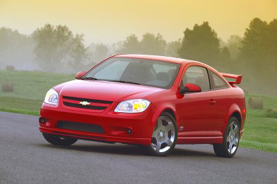 Фото Chevrolet Cobalt Coupe