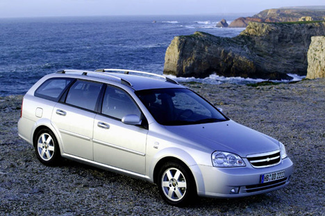 Фото Chevrolet Nubira Station Wagon